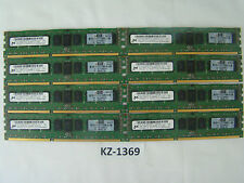 16GB 8x2GB MT18JSF25672PDZ 2Rx8 PC3-10600R ECC Server 1333 Mhz DDR3 #Kz-1369