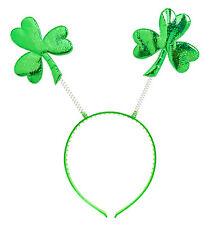 St. Patricks Day Haarreif NEU - Karneval Fasching Hut Mütze Kopfbedeckung