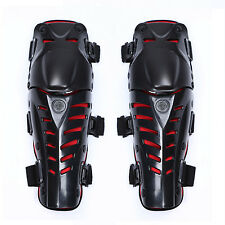 Portable Elbow Knee Shin Armor Protector Guard Pads for Motorcycle Bike Race BV