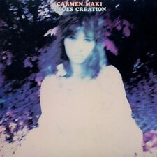 CARMEN MAKI - BLUES CREATION (NEW & SEALED) CD Japanese Psych Rock Oz