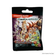 Dungeons & Dragons Gravity Feed Single Booster - D&D Dice Masters 1pc