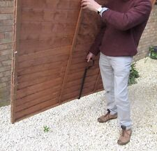 """Fencer's Mate"" ® Fence Panel Carrying Handle. Carry fence panels single handed!"