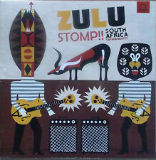 Zulu Stomp!! - South Africa Garage Beat LP Nosmokerecords Garage Rock Surf Psych