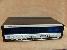 Tandberg TR2040   Receiver  Radio KLASSIKER  Wooden case  Top Beleuchtet !!!