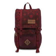 JanSport Hatchet Backpack (Viking Red Crossroad)