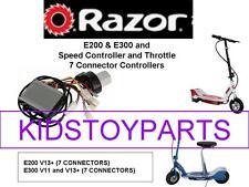 NEW! Razor E200 V13+ ESC KIT (ELECTRONIC SPEED CONTROLLER + THROTTLE)