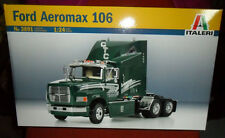 3891 FORD AEROMAX 106  ITALERI 1:24 plastic truck model kit