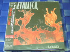 METALLICA / Load / Japan Import / SICP-480