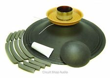 "One Piece Recone kit for JBL M115-8 -- 15"" Speaker Repair kit"