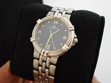 Mint Rare Maurice Lacroix Diamond Quartz Ladies Watch w/Box CA95342