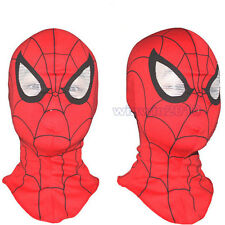 Spiderman Fancy Dress Children Adult Masks Halloween Party Toy Costume Cosplay