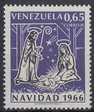 Venezuela 1966 ** Mi.1696 Weihnachten Christmas [st0754]