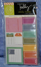 Hero Arts Clearly Kelly Sticky Notes for Planner/Organizer: NEW!!  PS746