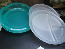 Lot de 4 couvercles Tupperware