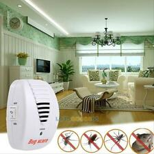 Electronic Ultrasonic Pest Control Repeller Anti Rat Mosquito Mouse Insect Bug