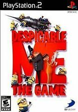 DESPICABLE ME: THE GAME: PS2, Very Good PlayStation2, Playstation 2 Video Games