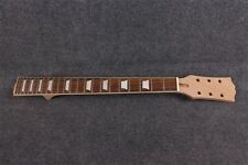 Create a new electric guitar fretboard mahogany neck 22 distressed # 030
