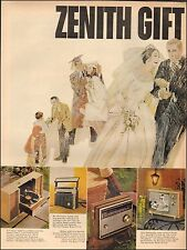 1966 Vintage ad for Zenith Radios, record players and tv's Photo 2-pg   (083016)