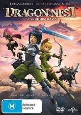 Dragon Nest - Warriors' Dawn (DVD, 2015)