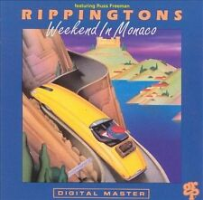 NEW SEALED Weekend in Monaco by The Rippingtons CD 1992 GRP (USA) JZ1291