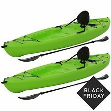 Kayaks For Sale Recreational Sit On Top Fishing Angler Boat Lake Pond Lifetime