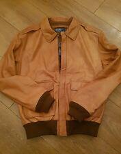 Ralph Lauren mens  large Farrington bomber jacket *BRAND NEW* RRP £1040.00