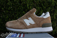 NEW BALANCE 990 SZ 7 MADE IN USA TAN HEMP BEIGE M990CER