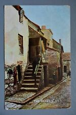 R&L Postcard: S Hildsheimer, The Decey St Ives, Fisherman's Cottages