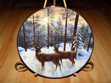 The Call of the North, Jeff Tift, Evening's Silence, Hamilton Deer Plate