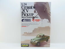 LOT 32780 | Asuka Model 32-001 CITROEN 2CV Pick Up Marine 1:24 Bausatz NEU OVP