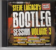 (FP487) MELODY MAKER: Steve Lamacq's Bootleg Session vol 3 - 1999 CD