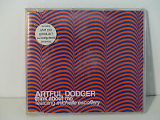 CD  4 titres ARTFUL DODGER Think about me Feat MICHELLE ESCOFFERY 685738753925