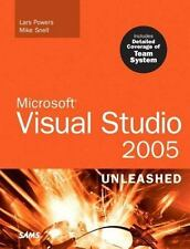 Microsoft Visual Studio 2005 Unleashed, Snell, Mike, Powers, Lars, Good Conditio
