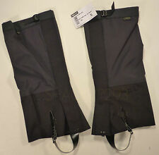 Outdoor Research Expedition Men's Crocodiles Gaiters BLACK XLARGE USA 61500-0111