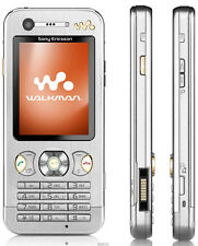 Sony Ericsson Walkman W890i - Silver - Mobile Phone
