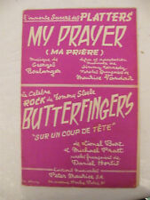 Partition My Prayer Vandair Butterfingers Bart Pratt