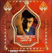 Beware of the Boys [Jay-Z Remix] [Single] by Panjabi MC CD