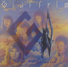 "12"" LP - Giuffria - Silk + Steel - k2513 - washed & cleaned"