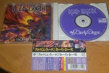 ICED EARTH - THE DARK SAGA CD JAPAN/OBI VICP-5754