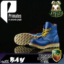 ACI Toys x Jason Siu 1/6 Primates in concrete jungle_ Blue Boots _Ray Now AT041C