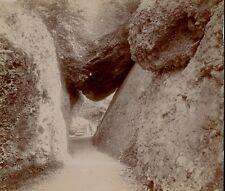 SUISSE 1900 - La Felsenthor - Ph. M. Gourdon 109