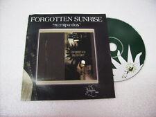 FORGOTTEN SUNRISE - RU:MIPU:DUS - CD 2004
