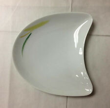 "ROSENTHAL LEMON GRASS E.MOTION MOON ACCENT PLATE 7"" X 6 3/4"" NEW GERMANY"