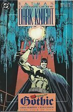 LEGENDS of the DARK KNIGHT 9. Near Mint (1990). MORRISON/JANSON