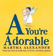 A You're Adorable BUDDY KAYE Board book