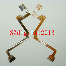 NEW LCD Flex Cable For JVC GZ-HD7U HD7U HD7AC HD7 Video Camera Repair Part