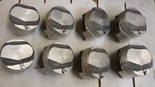 454 CHEVY FORGED PISTONS .095 DOME OPEN CHAMBER STANDARD BORE 6262973