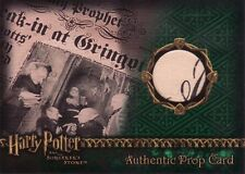 Harry Potter Sorcerers Sorcerer's Stone Daily Prophet Prop Card