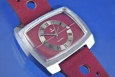 Vintage Rare Retro Yema Swiss Automatic Gents Watch NOS New Old Stock