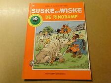 STRIP / SUSKE EN WISKE 221: DE RINORAMP | 1ste druk